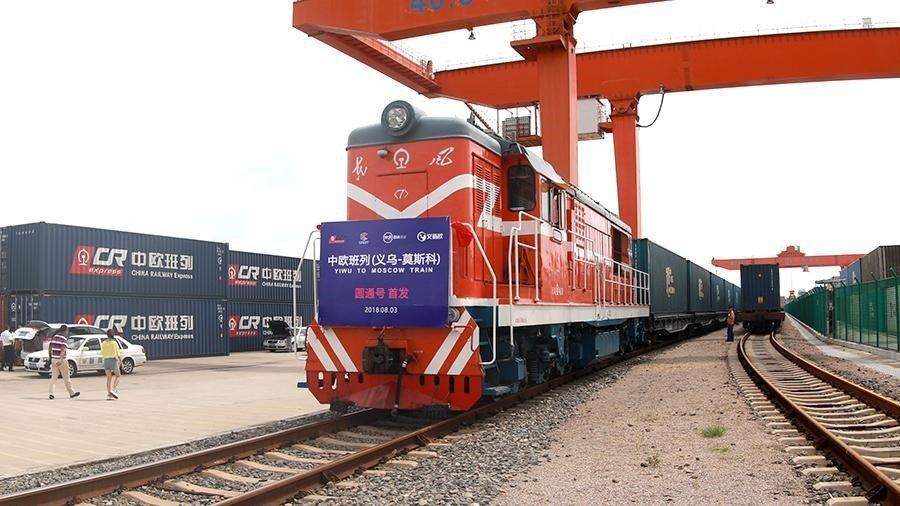 Китай: железнодорожные поставки, как ожидается, резко сократят импорт древесины через порты