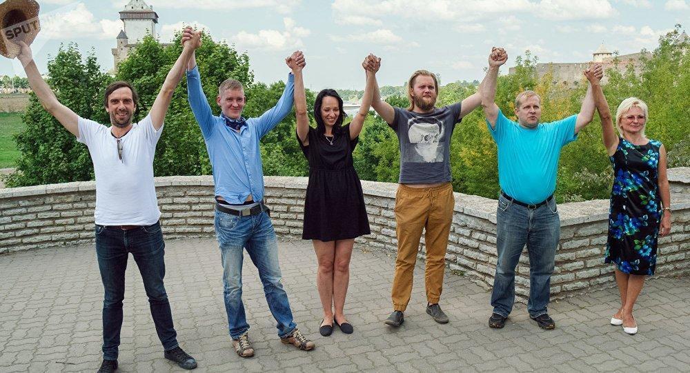 Активисты Тарту и Нарвы объединились против строительства целлюлозного завода