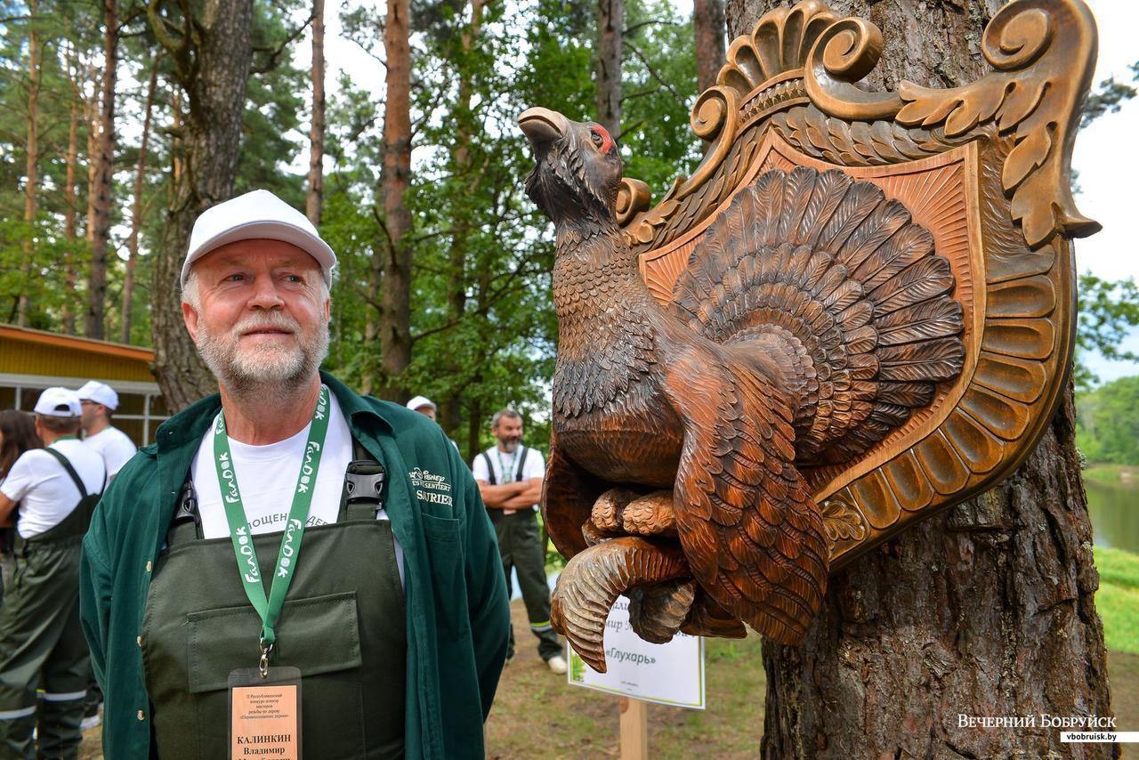 Победителем национального конкурса резчиков стал бобруйчанин (+фоторепортаж)