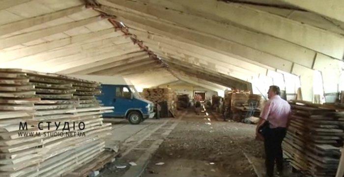«Лісовий» підприємець з Мукачівщини так і «палахкотів» агресією!