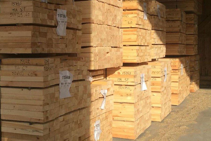 Финляндия: производство пиломатериалов хвойных пород сократилось на 3,7%