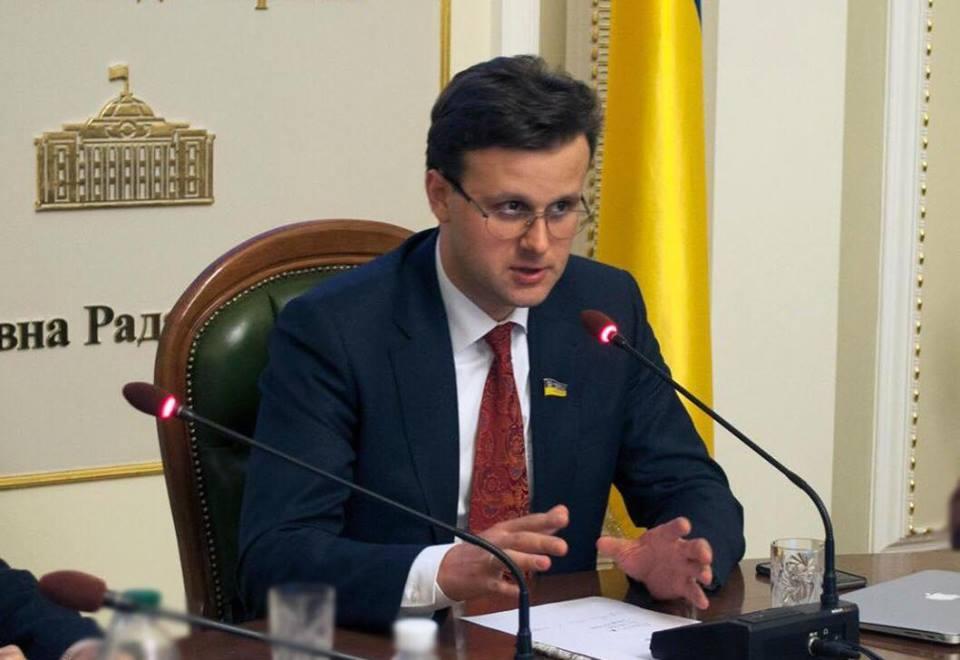 Галасюк ініціює участь депутатів у перемовинах з ЄС по лісу та обіцяє зберегти мораторій