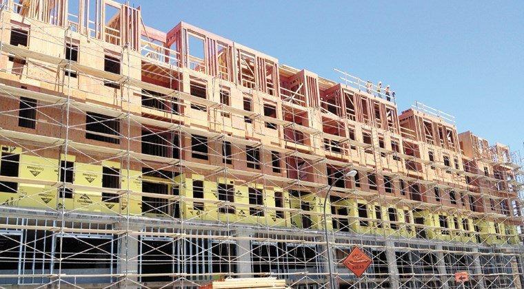 Деревообработчикам на заметку. Исследование показывает повышение спроса на древесину как строительного материала
