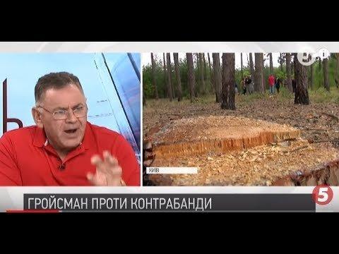 «Транзит, або непримислова деревина»: як попри заборону вивозять ліс-кругляк / Карл Волох | ІнфоДень