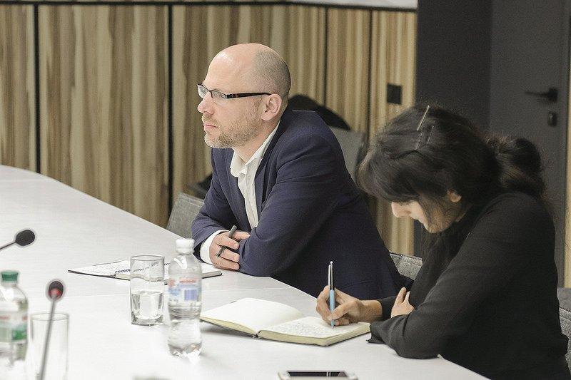 Мінагрополітики відбулася зустріч з авторами Дослідження щодо корупції в лісовій галузі України — представниками британської неурядової організації Earthsigh