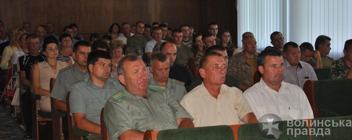 Проблема експорту деревини: на Волині зустрілися лісівники з депутатами (ФОТО)