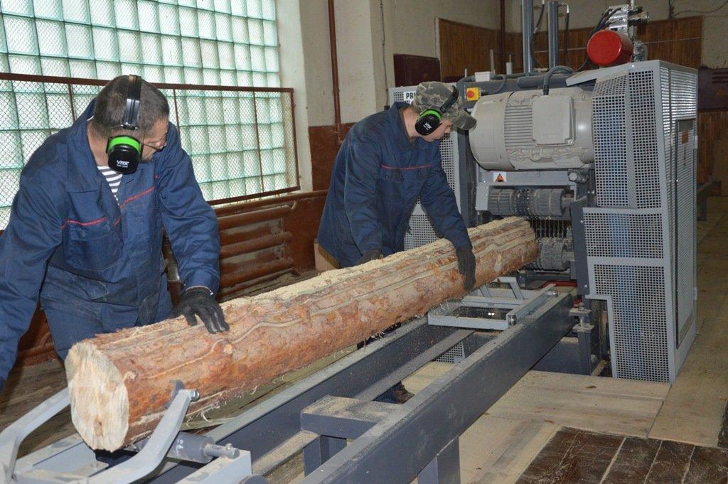 Застосування сучасних та ефективних технологій у ДП «Шепетівський лісгосп» – вимога часу