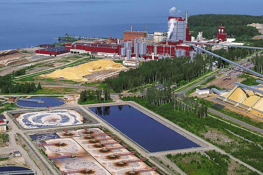 Stora Enso модернизирует свои заводы в Финляндии