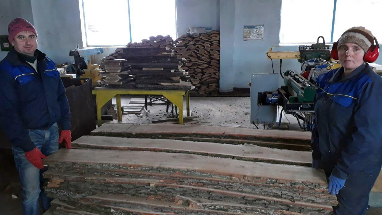 Іван Вілянський: «Радію розвитку лісопромислового цеху»