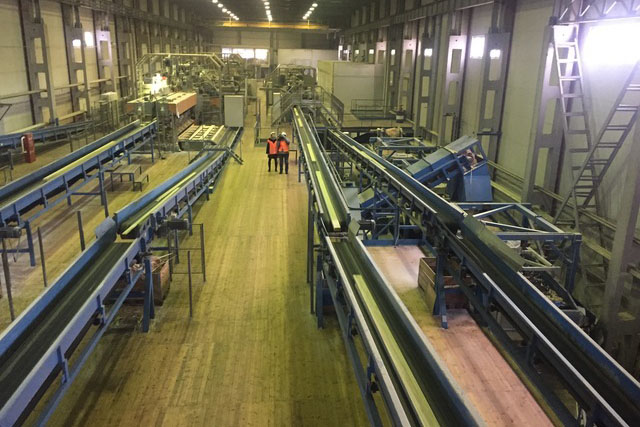«Ксилотек-Сибирь» устанавливает вторую пеллетную линию в Лесосибирске