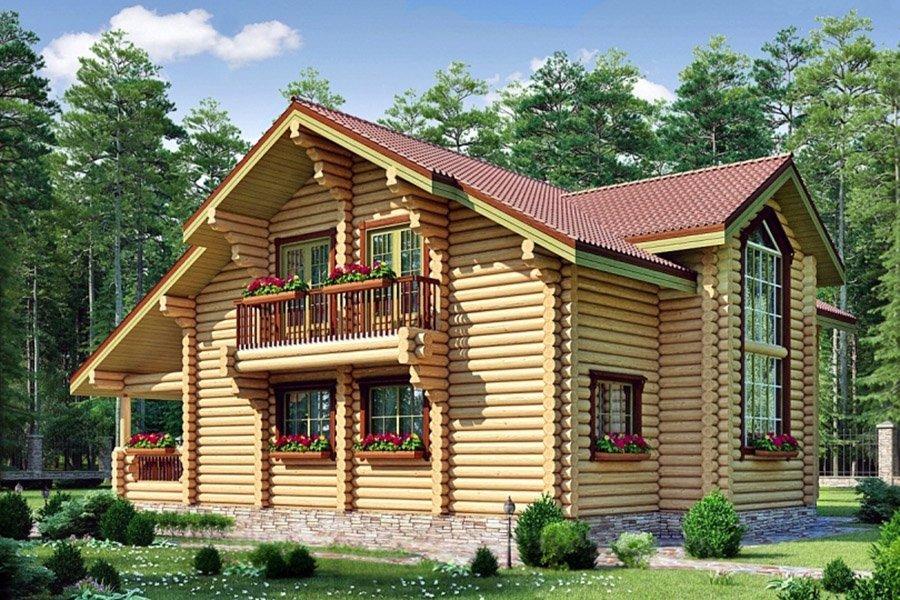 Строить дома из дерева могут единицы