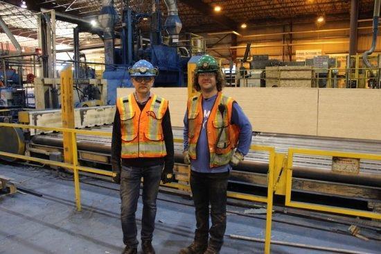 Возвращение: как компания Tolko перезапустила завод по производству OSB в Хай Прери