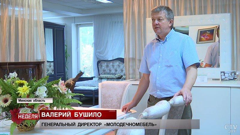 Почему одни мебельные предприятия Беларуси терпят убытки, а другие успешно продают продукцию за рубеж?