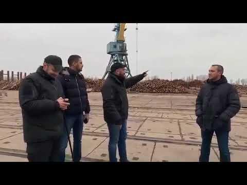 Депутати РПЛ зупинили контрабанду лісу-кругляку у порту Рені на Одещині +