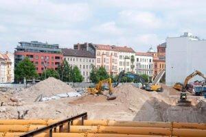 Берлин планирует стать центром строительства домов из древесины