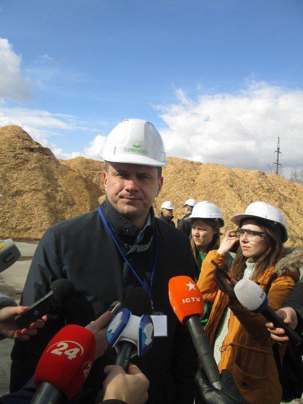 Як «зелена» електростанція покращує енергобаланс Чернігівщини
