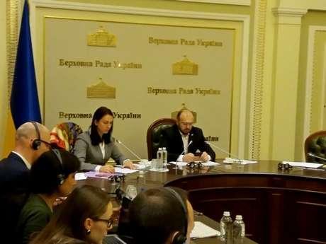 У Верховній Раді відбувся круглий стіл на тему: «Міжнародні аспекти корупційних зловживань при торгівлі українською деревиною»