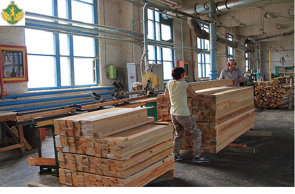 Підсумок експорту лісоматеріалів держлісгоспами Львівського ОУЛМГ