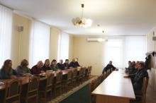 Галузева зустріч з представниками підприємств лісопильного виробництва