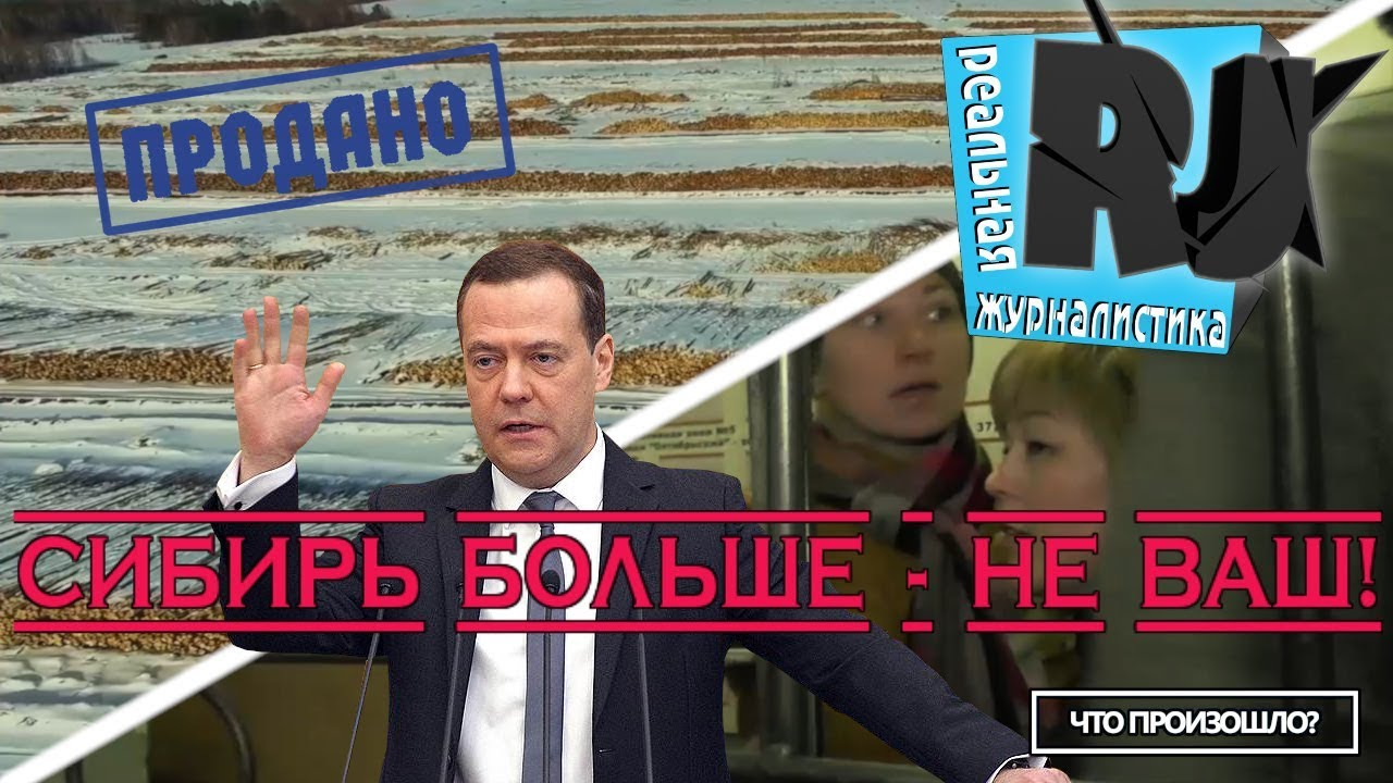 Русский лес уходит под патронаж КНР