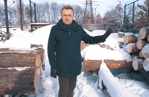 Мер Львова став аналітиком деревообробної галузі