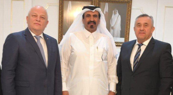 Петро Пешко в складі урядової делегації відвідав Катар