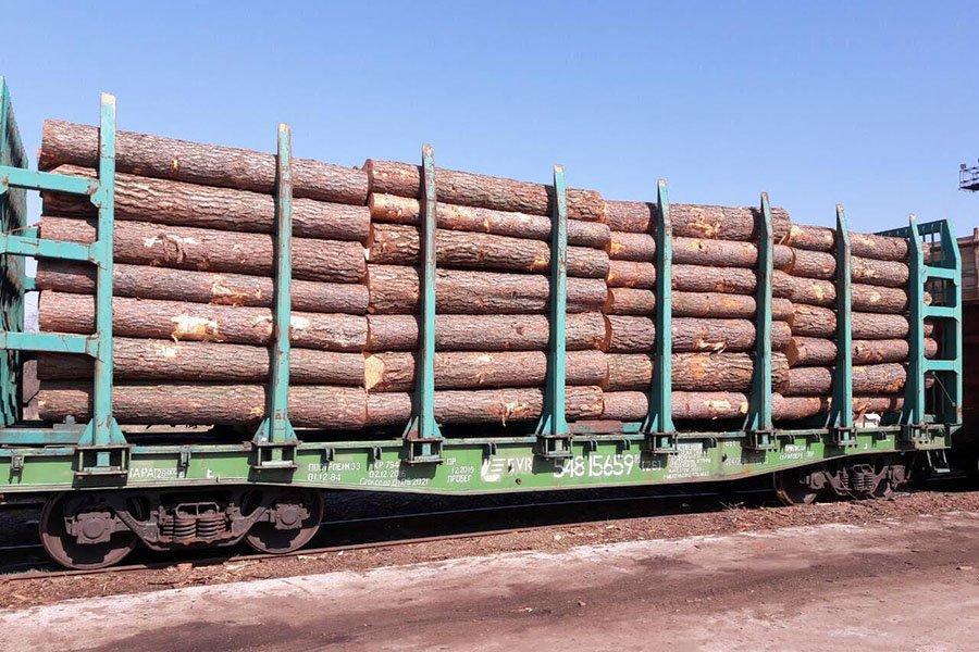 Аукціонні торги з реалізації необробленої деревини заготівлі 4 кварталу 2019 року підприємствами Київського ОУЛМГ