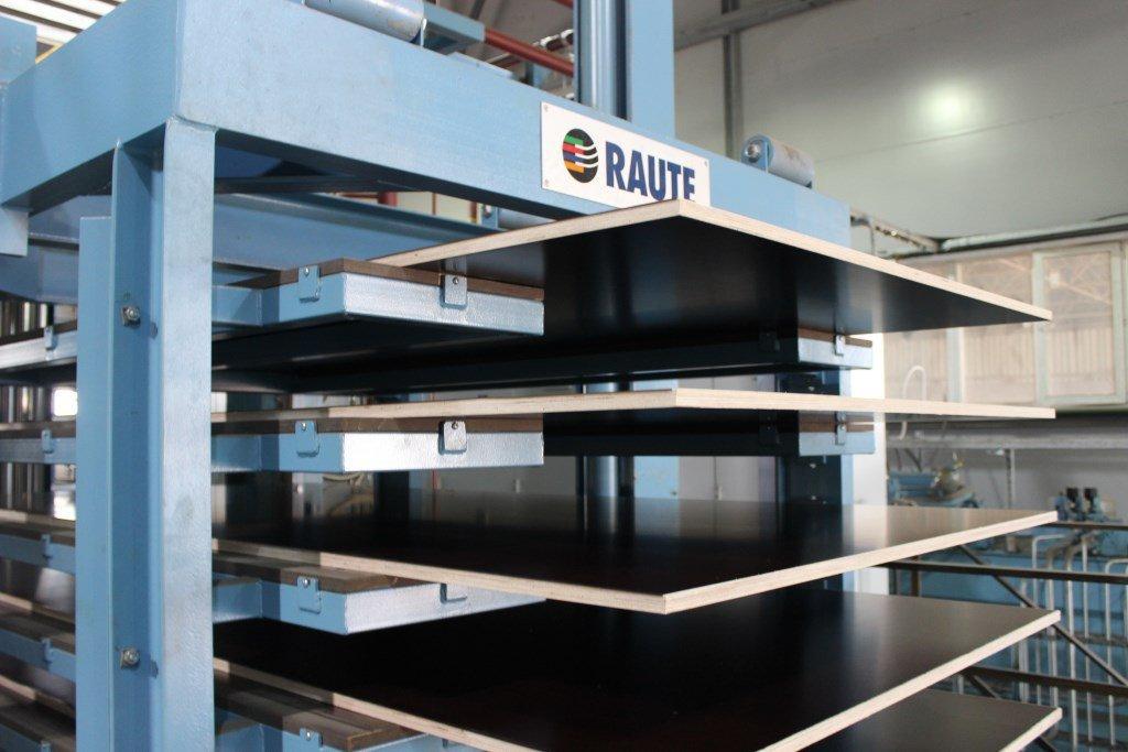 Компания Raute сокращает персонал