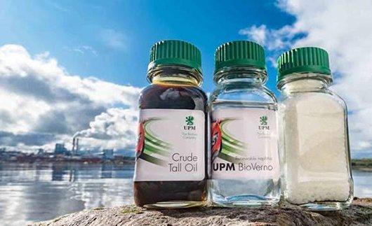 Компании Dow и UPM начали массовый выпуск пластика из возобновляемого сырья