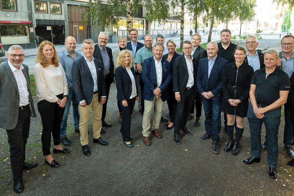 Северный шведские ассоциации Norrskog и Norra хотят слиться