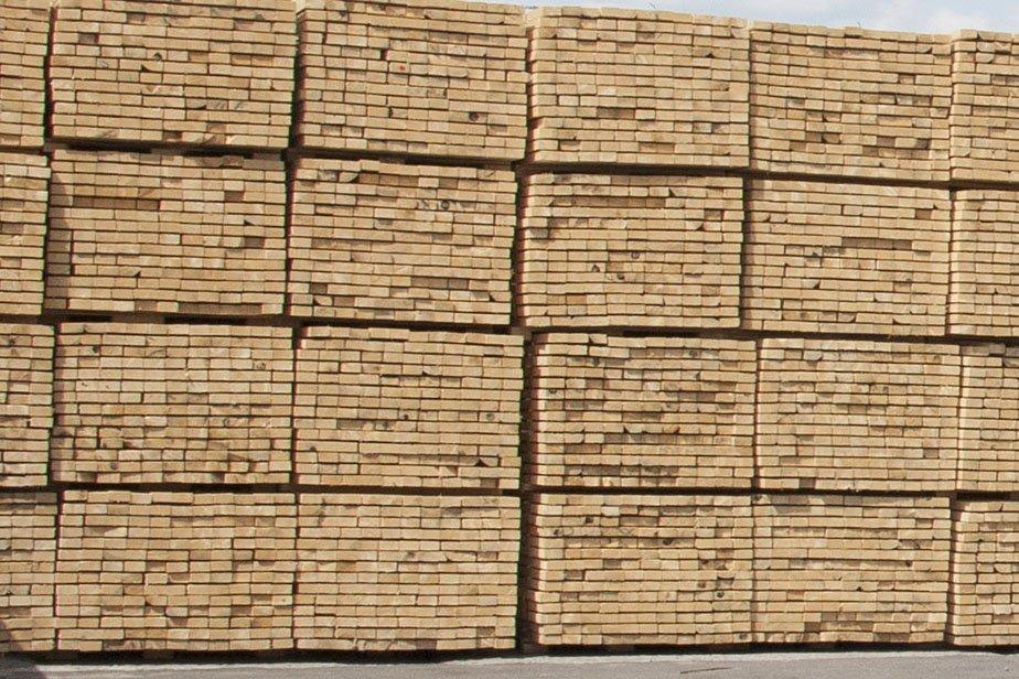 За семь месяцев экспорт лесоматериалов из Украины сократился на 3,5%