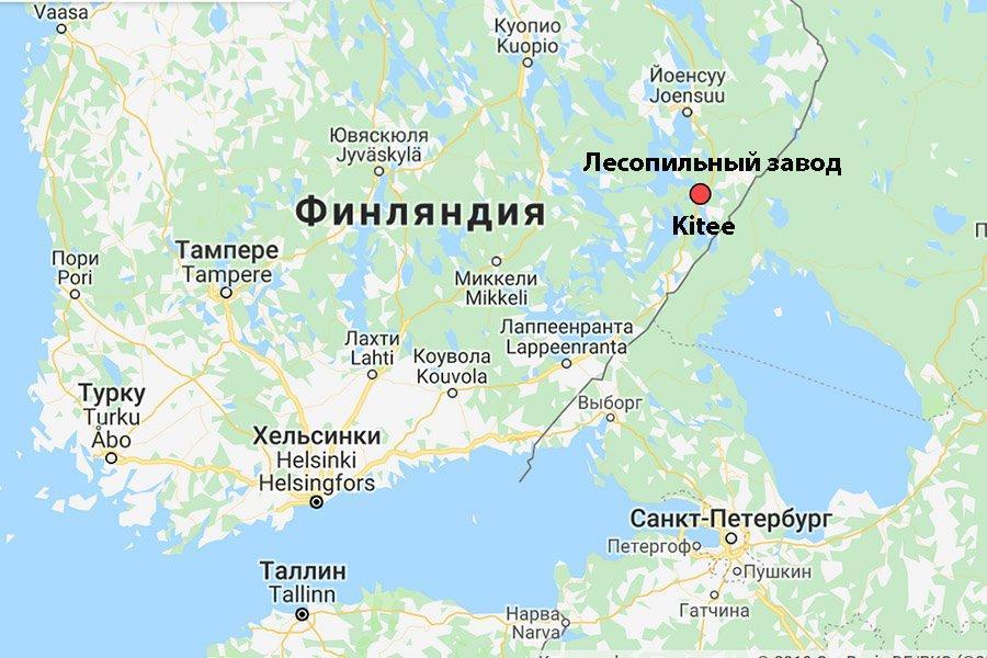 Stora Enso закроет лесопильный завод в Китее к концу года