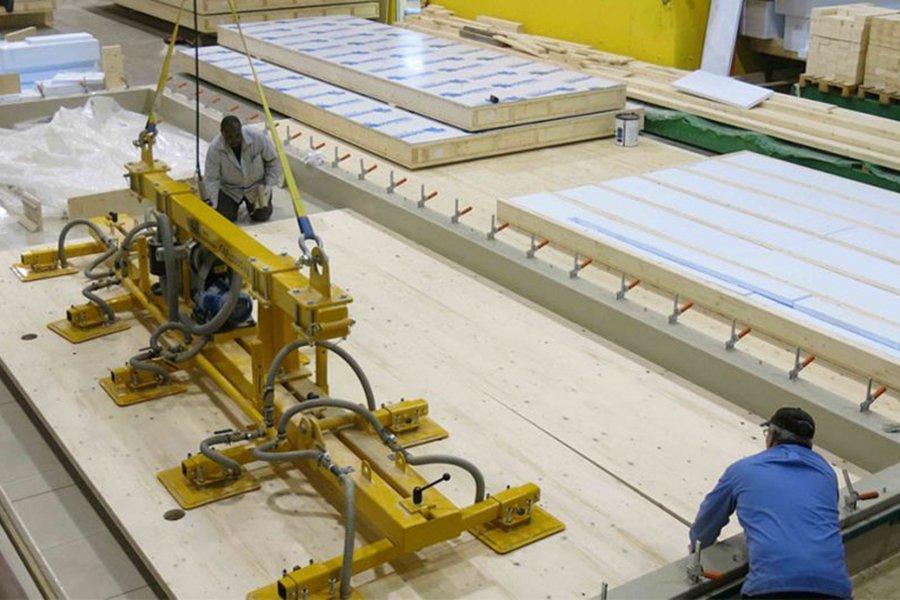 $ 50 млн. завод CLT откроется в Онтарио
