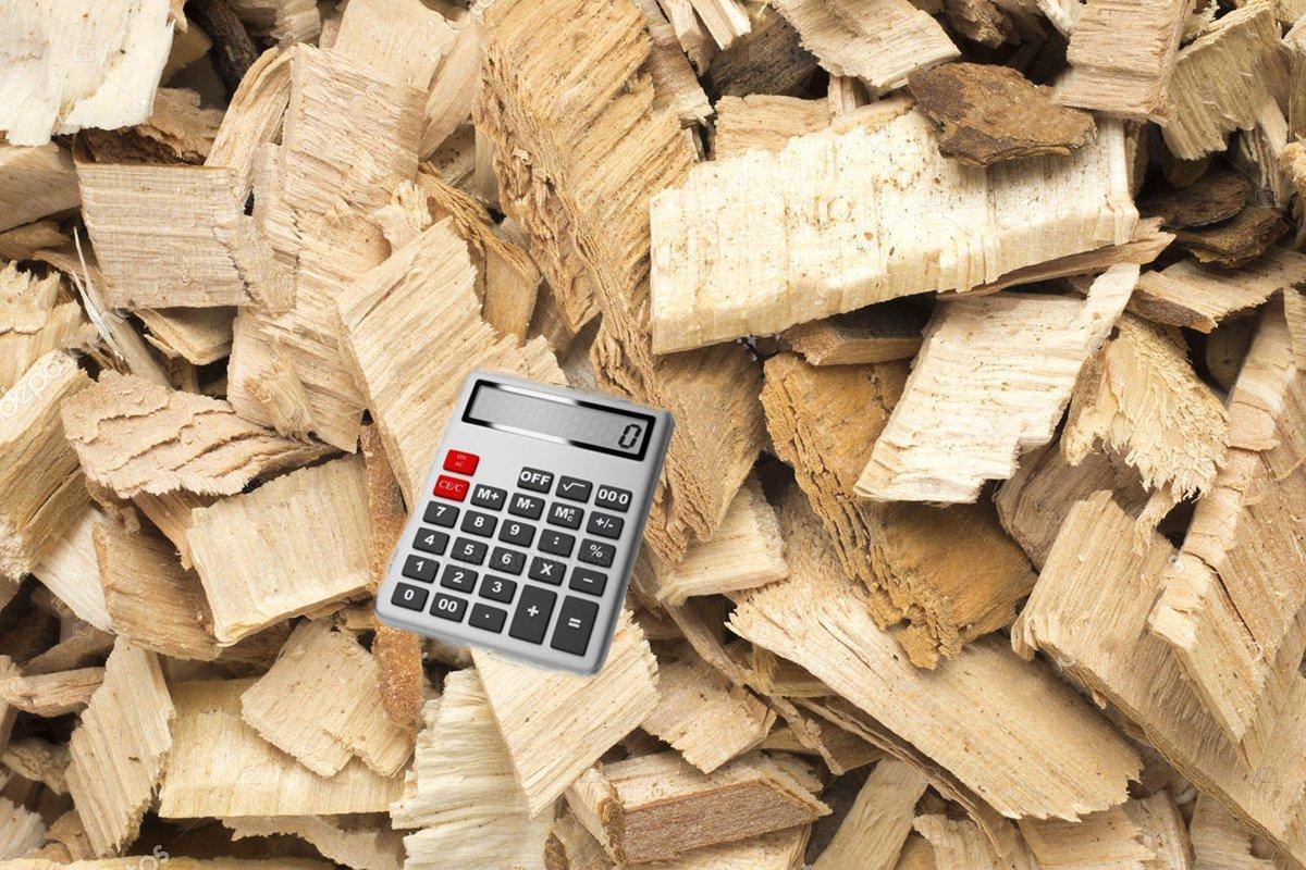 Цены на отходы лесопиления в Германии