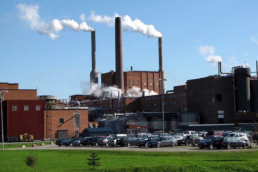 Шведская Domsjo Fabriker начала реализацию программы реструктуризации