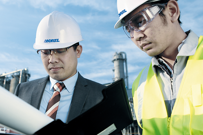 В Китае компания Andritz установит производственную линию на заводе Dezhou Taiding