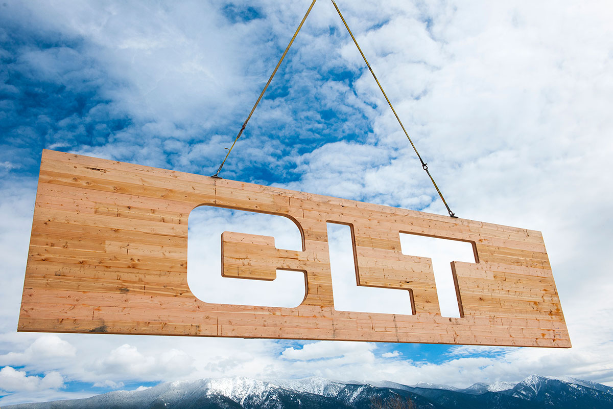 SmartLam стремится стать крупнейшим производителем CLT в Северной Америке