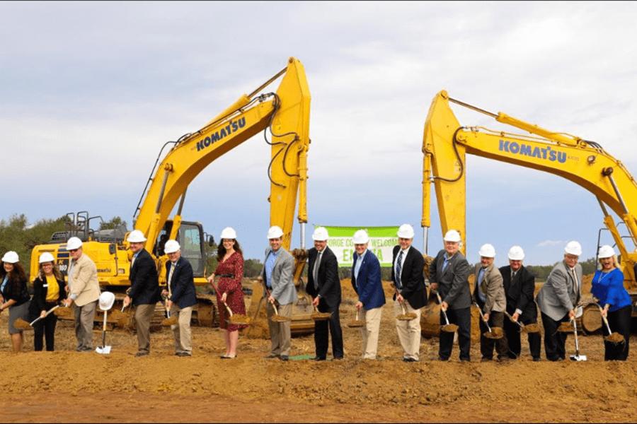 Enviva построит завод по производству топливных пеллет на юге США