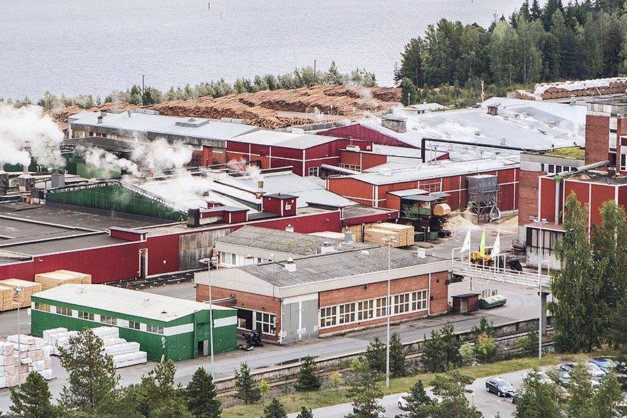 Финляндия: Лесопильные заводы сообщают об отрицательных показателях; ожидается сокращение производства