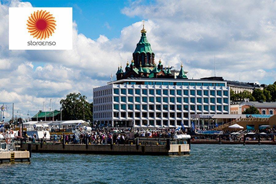 В 3 кв. 2019 г. продажи Stora Enso снизились на 7,1%