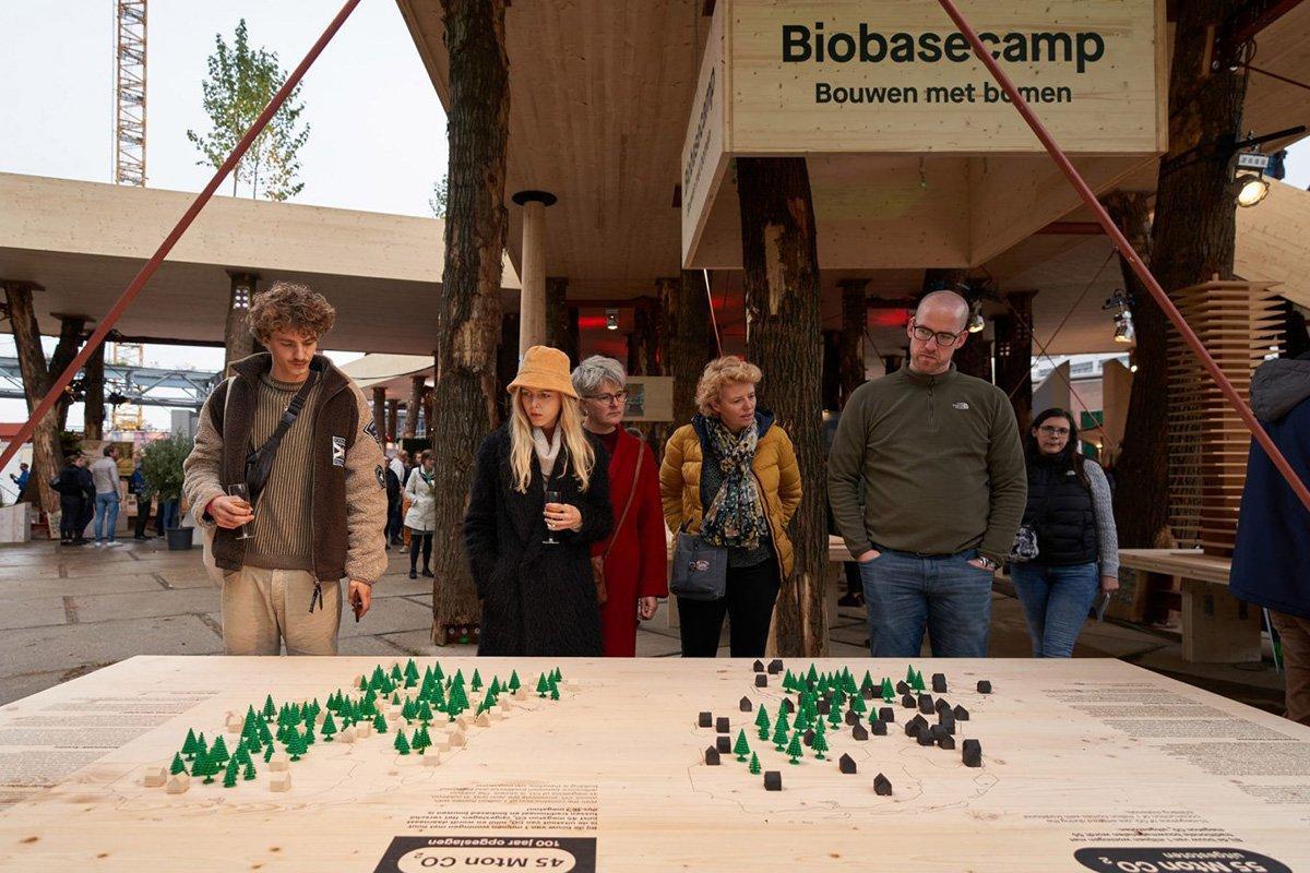 Переход на древесину может решить проблему нехватки жилья в Нидерландах