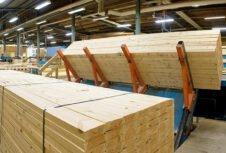 Производство пиломатериалов стабильно на уровне аналогичного периода 2018 года
