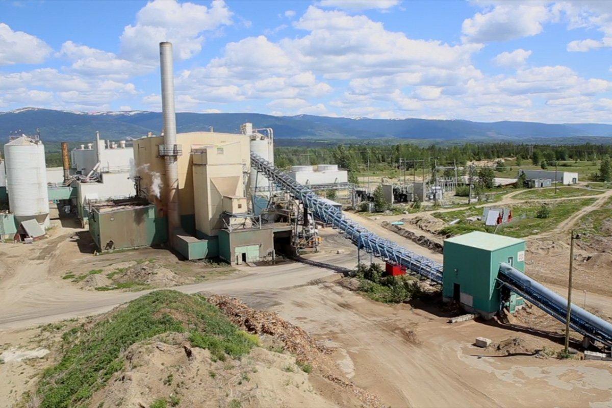 Рост затрат для североамериканских производителей древесных пеллет