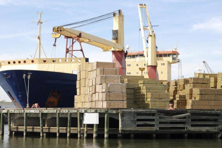 63% российского экспорта пиломатериалов поставляется в Китай