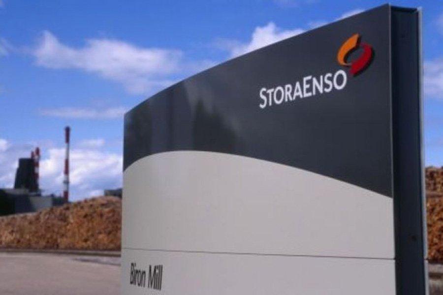 Stora Enso приостановила работу лесопильного завода в Уимахарью