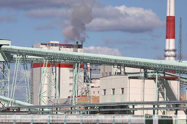 В Белоруссии одобрили эксплуатацию завода по производству сульфатной беленой целлюлозы на базе ОАО «Светлогорский ЦКК»