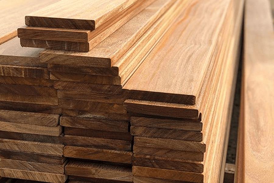 Страны Евросоюза увеличили ввоз продукции из тропической древесины