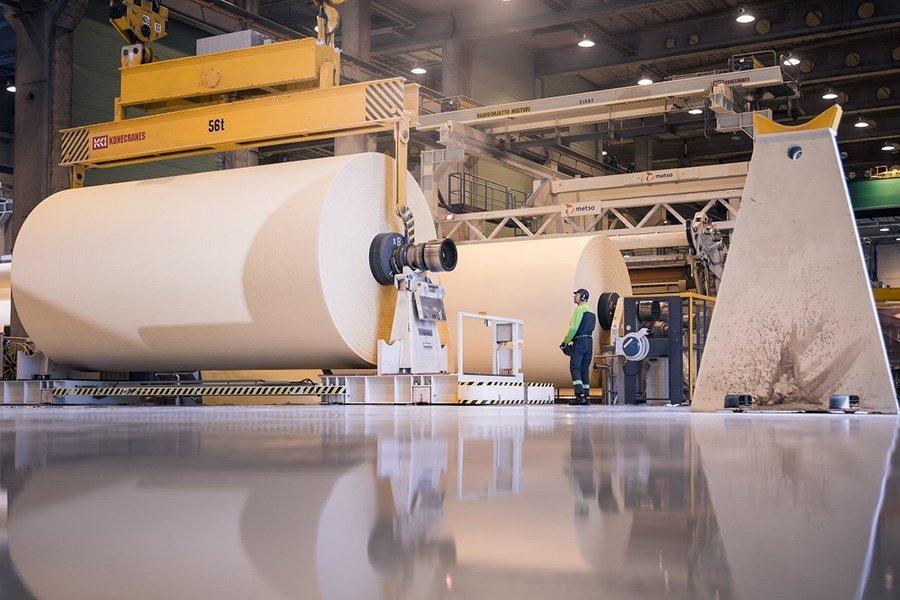 Компания UPM сокращает мощности в Европе