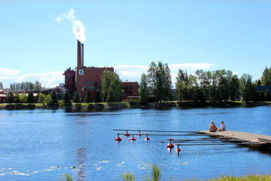 Финляндия выдвинула ответные меры в отношении лесной промышленности