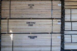 Улучшение конъюнктуры рынка лиственных пород США на китайском рынке